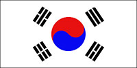 Flag of 韩国